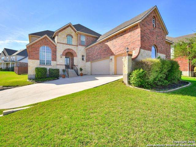 3707 Blackstone Run, San Antonio, TX 78259 (MLS #1449320) :: Berkshire Hathaway HomeServices Don Johnson, REALTORS®