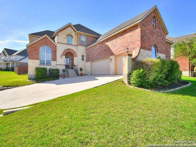 3707 Blackstone Run, San Antonio, TX 78259 (MLS #1449320) :: Vivid Realty