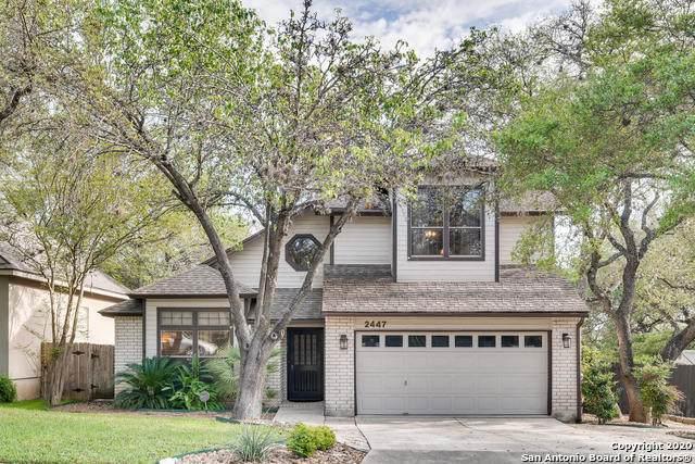 2447 Rim Oak, San Antonio, TX 78232 (MLS #1449321) :: Vivid Realty