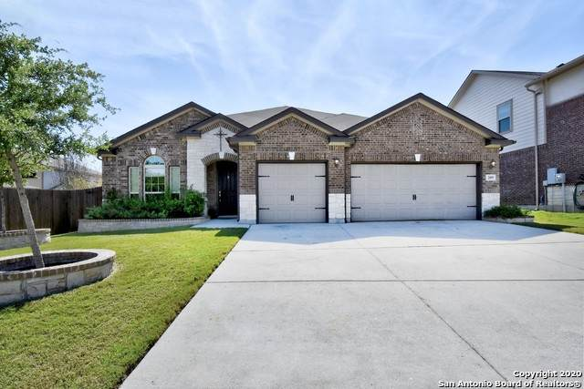 209 Grand Vista, Cibolo, TX 78108 (MLS #1449324) :: Berkshire Hathaway HomeServices Don Johnson, REALTORS®