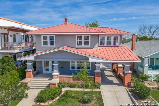 1530 N Alamo St, San Antonio, TX 78215 (MLS #1449397) :: The Glover Homes & Land Group