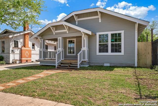 1730 Nolan St, San Antonio, TX 78202 (MLS #1449399) :: Exquisite Properties, LLC