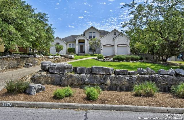 24612 Player Oaks, San Antonio, TX 78260 (MLS #1449427) :: The Glover Homes & Land Group