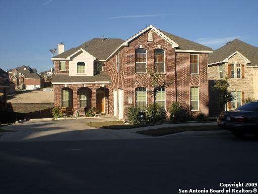 8215 Setting Moon, San Antonio, TX 78255 (MLS #1449444) :: Carter Fine Homes - Keller Williams Heritage