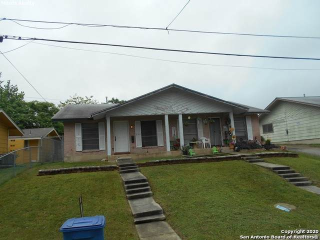 2705-07 Wilson, San Antonio, TX 78201 (#1449506) :: The Perry Henderson Group at Berkshire Hathaway Texas Realty