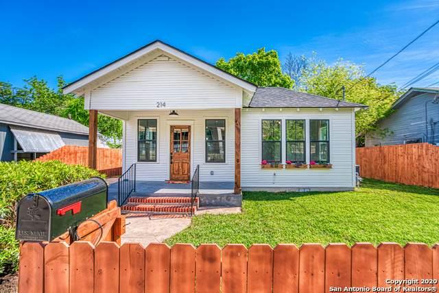 214 Valentino Pl, San Antonio, TX 78212 (MLS #1449519) :: Exquisite Properties, LLC
