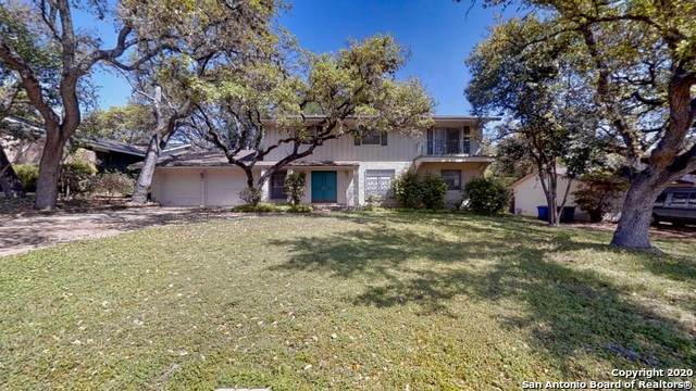 3211 Hitching Post St, San Antonio, TX 78217 (MLS #1449528) :: The Heyl Group at Keller Williams