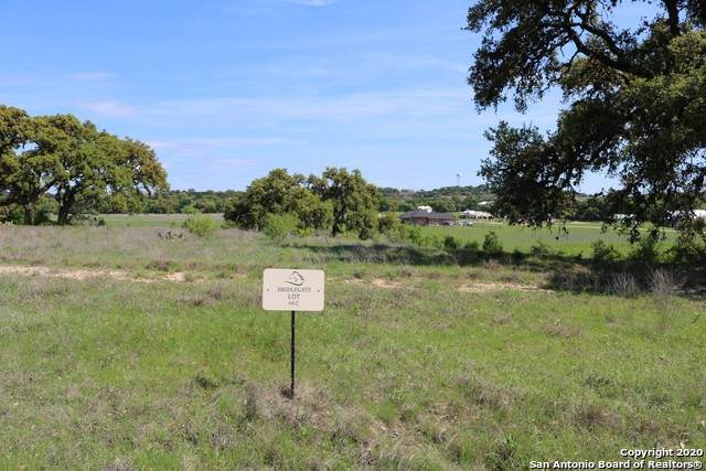 LOT 662 Martingale Trl, Bandera, TX 78003 (MLS #1449556) :: Tom White Group