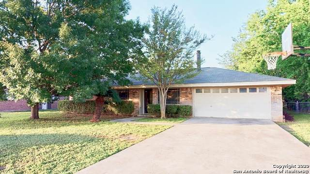 153 Trail Wood, New Braunfels, TX 78130 (MLS #1449569) :: McDougal Realtors