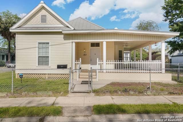 1211 S Main Ave, San Antonio, TX 78204 (MLS #1449593) :: BHGRE HomeCity