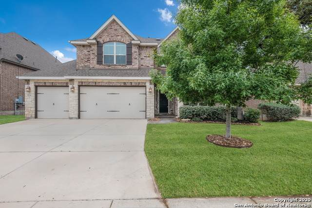 8124 Hyacinth Trce, Boerne, TX 78015 (MLS #1449599) :: The Castillo Group