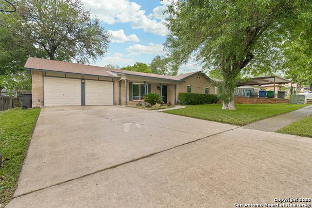 14511 Angora St, San Antonio, TX 78247 (#1449627) :: The Perry Henderson Group at Berkshire Hathaway Texas Realty
