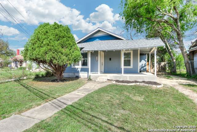 339 E Southcross Blvd, San Antonio, TX 78214 (MLS #1449635) :: Vivid Realty