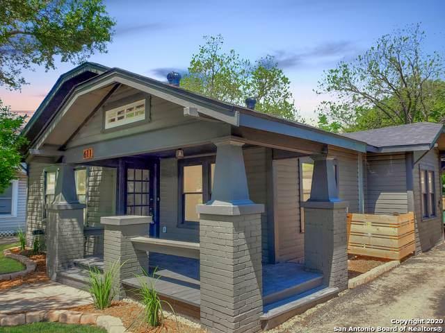 611 Bailey Ave, San Antonio, TX 78210 (MLS #1449657) :: BHGRE HomeCity