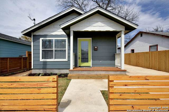 227 Rudolph, San Antonio, TX 78202 (MLS #1449662) :: The Gradiz Group