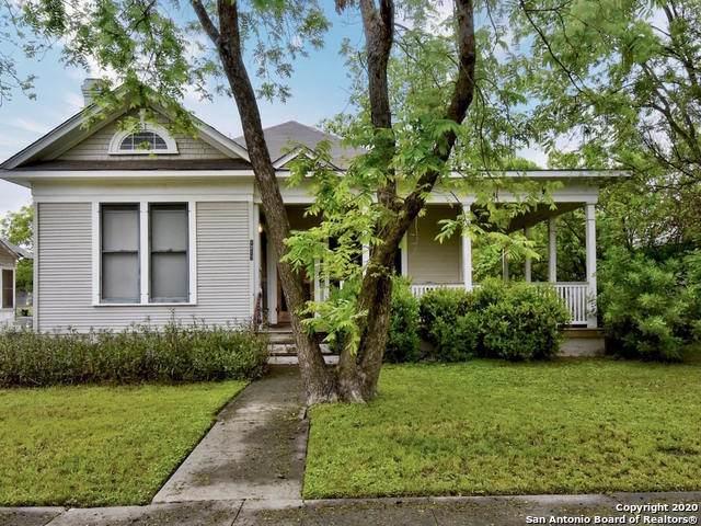 1215/17 W Huisache Ave, San Antonio, TX 78201 (MLS #1449665) :: BHGRE HomeCity