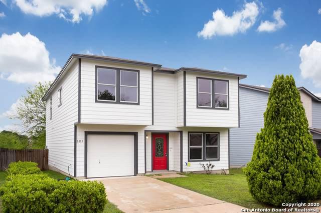 9815 Amber Breeze, San Antonio, TX 78245 (MLS #1449667) :: BHGRE HomeCity