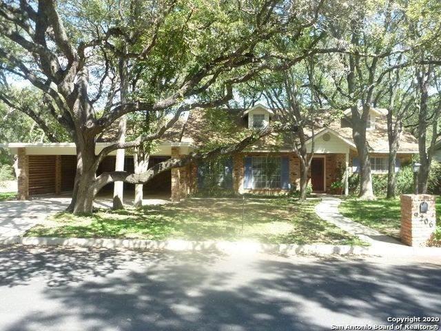 9206 Oak Downs Dr, San Antonio, TX 78230 (MLS #1449668) :: The Gradiz Group