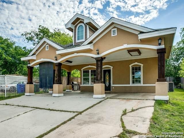 8214 Great Spirit St, San Antonio, TX 78242 (MLS #1449672) :: BHGRE HomeCity