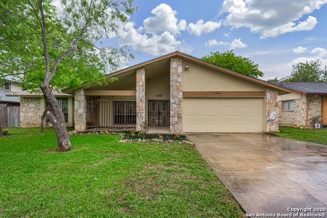 11943 Dawnhaven St, San Antonio, TX 78249 (MLS #1449676) :: BHGRE HomeCity