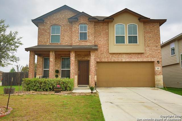 188 Tufted Crest, San Antonio, TX 78253 (MLS #1449677) :: Alexis Weigand Real Estate Group