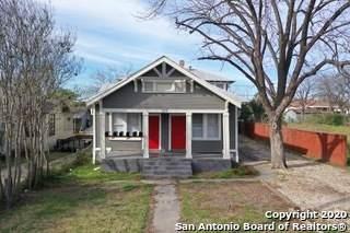 519 Hammond Ave, San Antonio, TX 78210 (MLS #1449684) :: Vivid Realty