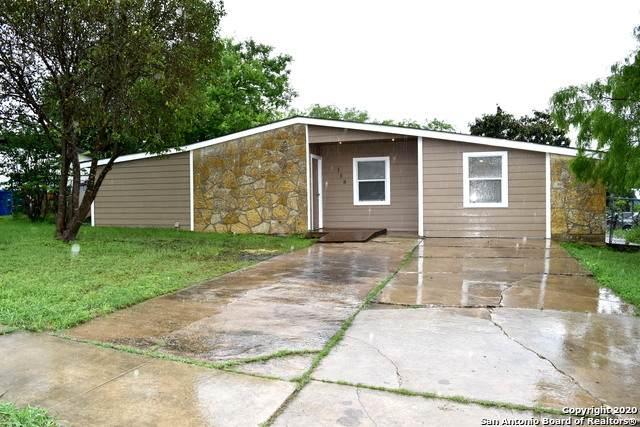 158 Rock Valley Dr, San Antonio, TX 78227 (MLS #1449699) :: McDougal Realtors