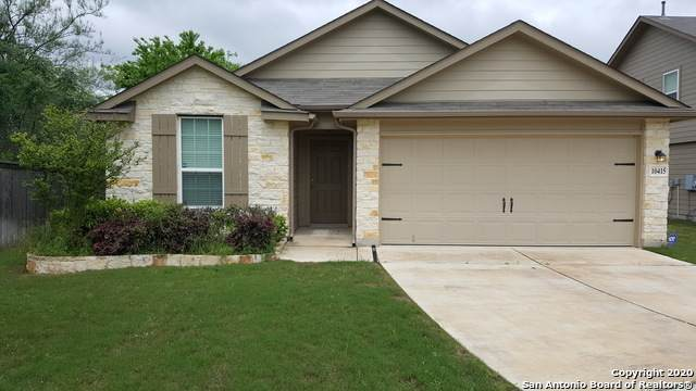 10415 Otoole Bend, San Antonio, TX 78254 (MLS #1449724) :: Alexis Weigand Real Estate Group