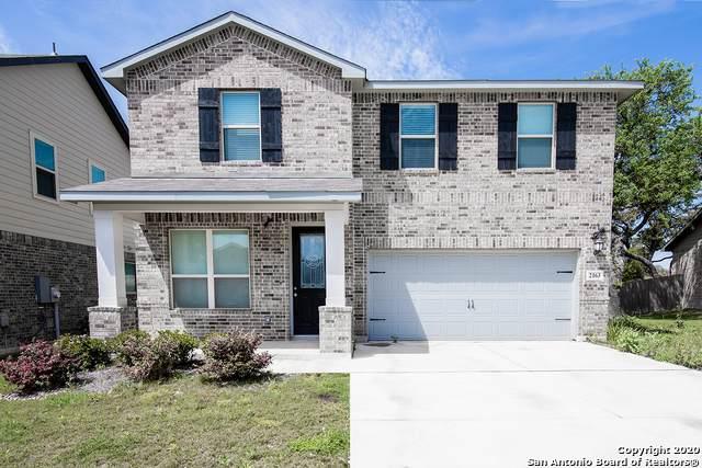2163 Abadeer Trail, San Antonio, TX 78253 (MLS #1449749) :: BHGRE HomeCity