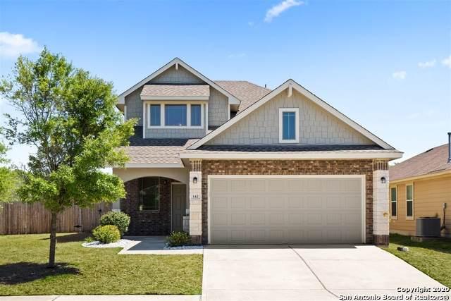 142 Silo St, San Marcos, TX 78666 (MLS #1449751) :: Vivid Realty