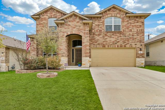 655 Sage Thrasher, San Antonio, TX 78253 (MLS #1449755) :: Alexis Weigand Real Estate Group