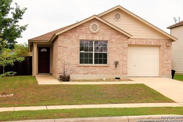 116 Lone Star Way, Cibolo, TX 78108 (MLS #1449768) :: Reyes Signature Properties