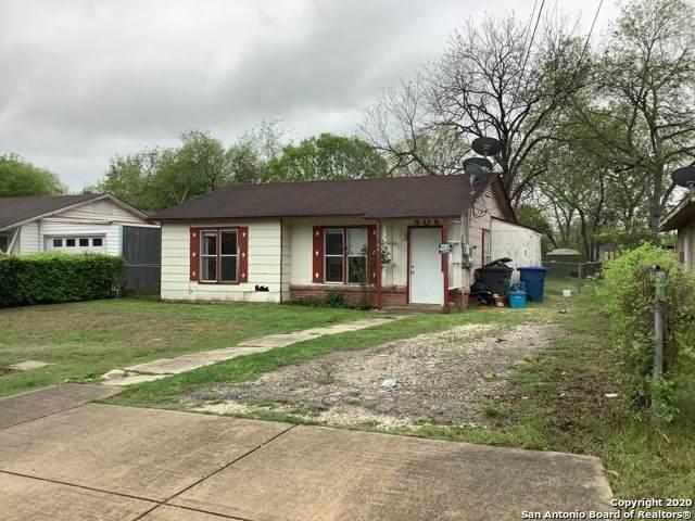 806 Sewanee St, San Antonio, TX 78210 (MLS #1449786) :: The Lopez Group