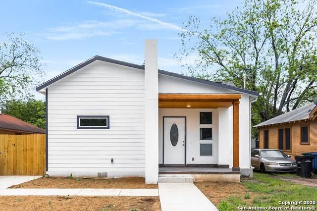1618 Hays St, San Antonio, TX 78202 (MLS #1449804) :: The Lopez Group