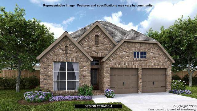 411 Catherine Street, New Braunfels, TX 78132 (MLS #1449833) :: The Lopez Group