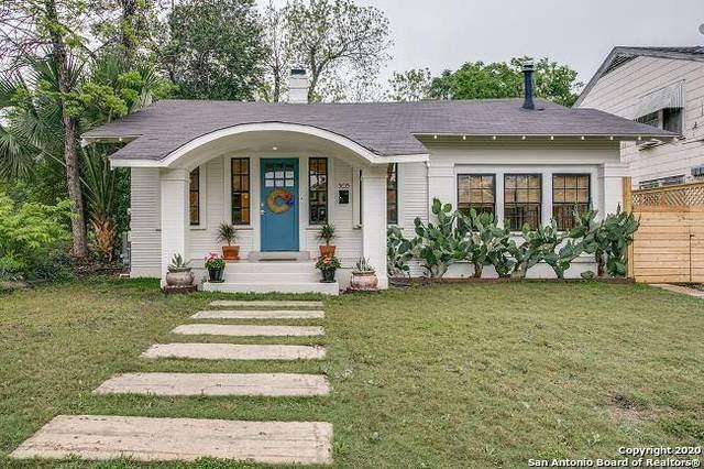305 E Magnolia Ave, San Antonio, TX 78212 (MLS #1449835) :: NewHomePrograms.com LLC