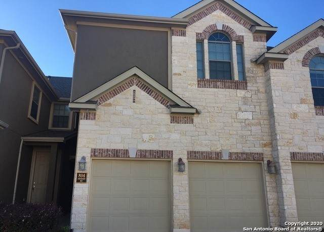 8250 Cruiseship Bay #804, San Antonio, TX 78255 (MLS #1449864) :: EXP Realty