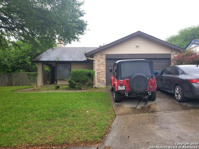 16501 Hunting Glen St, San Antonio, TX 78247 (MLS #1449876) :: EXP Realty