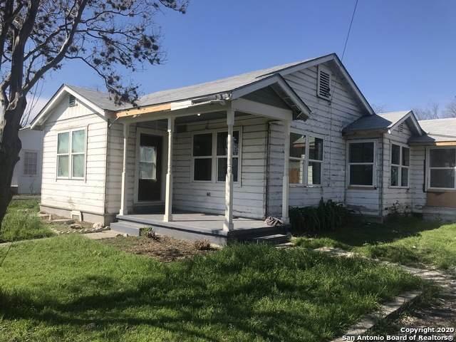 2005 Texas Ave, San Antonio, TX 78228 (MLS #1449887) :: Tom White Group