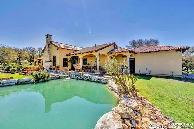 685 Byas Springs Rd, Mountain Home, TX 78058 (MLS #1449895) :: The Heyl Group at Keller Williams