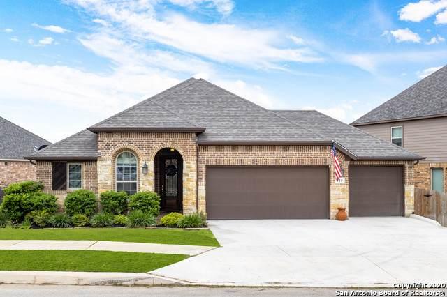 125 Cimarron Creek, Boerne, TX 78006 (MLS #1449941) :: Carter Fine Homes - Keller Williams Heritage