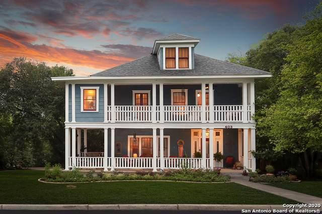 403 Cleveland Ct, San Antonio, TX 78209 (MLS #1449948) :: Carter Fine Homes - Keller Williams Heritage