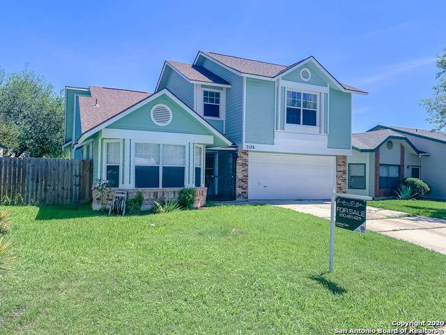 7126 Sunlit Trail Dr, San Antonio, TX 78244 (#1449959) :: The Perry Henderson Group at Berkshire Hathaway Texas Realty