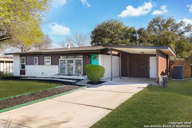 444 E Rampart Dr, San Antonio, TX 78216 (MLS #1449993) :: The Mullen Group | RE/MAX Access