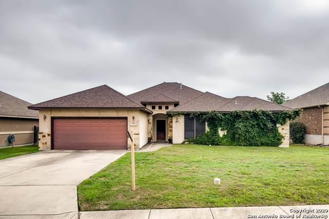 2261 Sun Pebble Way, New Braunfels, TX 78130 (MLS #1449997) :: Reyes Signature Properties