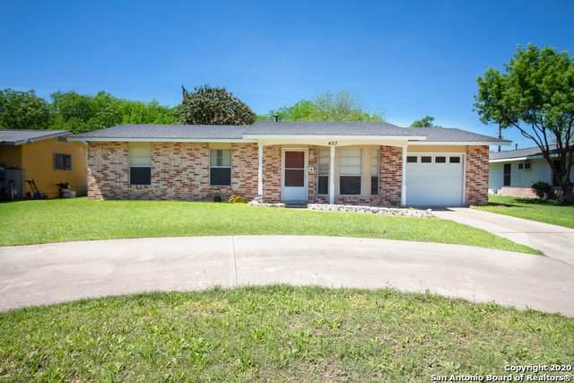 407 Upland Rd, San Antonio, TX 78220 (MLS #1450019) :: Reyes Signature Properties