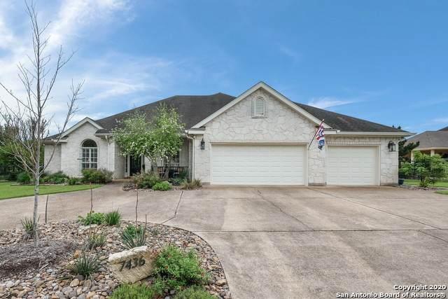 7436 Mellow Ridge, Fair Oaks Ranch, TX 78015 (MLS #1450027) :: Carolina Garcia Real Estate Group