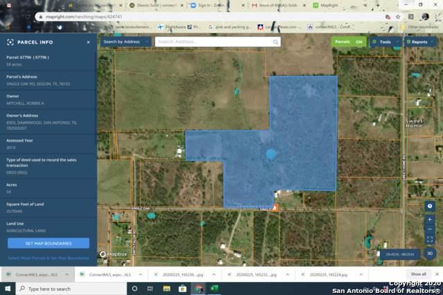 000 Single Oak, Seguin, TX 78155 (MLS #1450038) :: Reyes Signature Properties