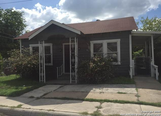 1807 S Pine St, San Antonio, TX 78210 (MLS #1450044) :: Reyes Signature Properties