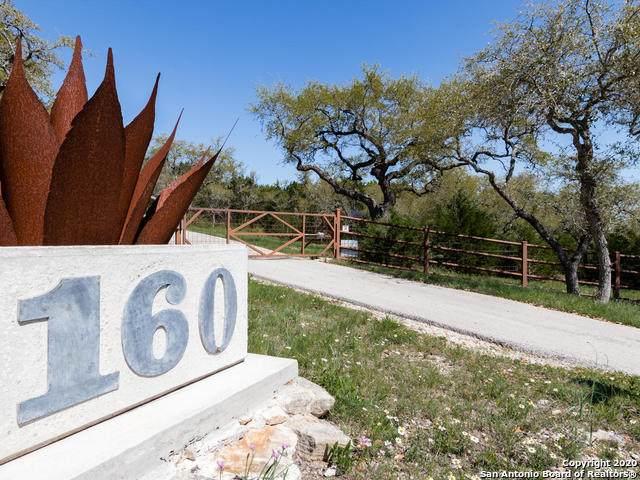 160 Travis Pt, Bulverde, TX 78163 (MLS #1450063) :: Reyes Signature Properties
